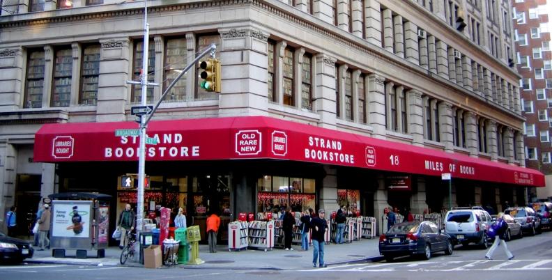 Strand Bookstore, storia della libreria più famosa di New York
