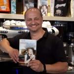 Da barista a scrittore, la storia di Diego Galdino