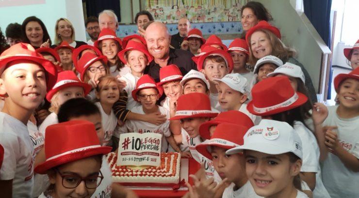 #ioleggoperché, oltre 9mila scuole e 3milioni di ragazzi coinvolti