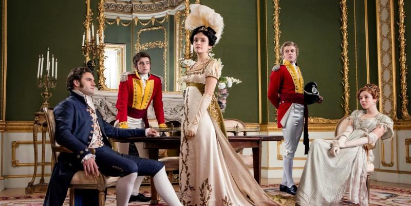 """""""La Fiera delle vanità"""", arriva in Italia la serie tv tratta dal romanzo di William Makepeace Thackeray"""