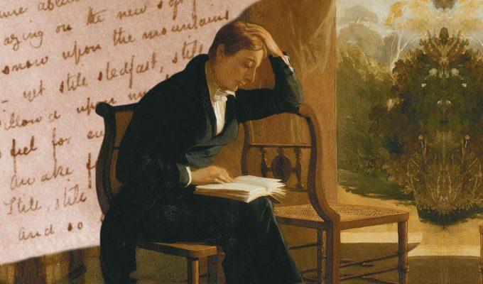 La lettera d'amore di John Keats a Fanny Brawne