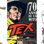 Arriva a Milano la mostra per i 70 anni di Tex