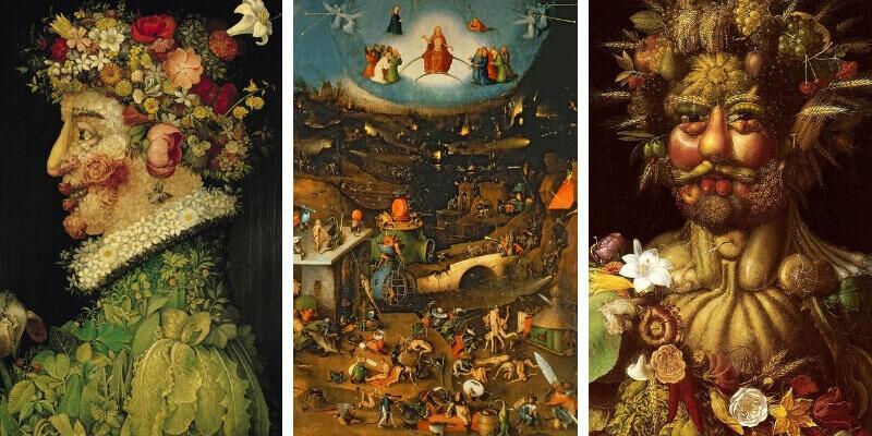 """Bosch, Brueghel e Arcimboldo"", a Pisa arriva la mostra immersiva"