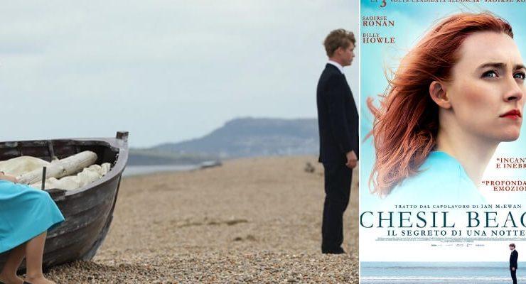 """""""Chesil Beach"""", al cinema il film tratto dal bestseller di IIan McEwan"""