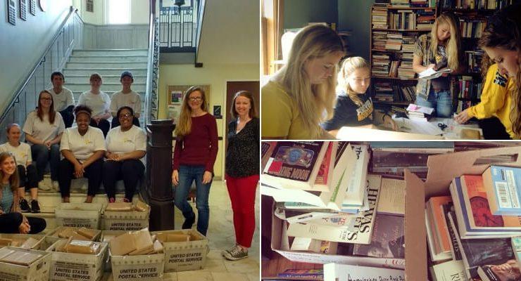 In America il progetto no-profit che consegna i libri ai detenuti