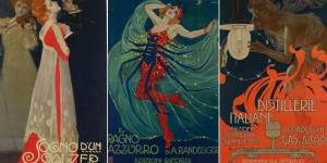 Leopoldo Metlicovitz, il maestro del cartellonismo italiano in mostra a Trieste