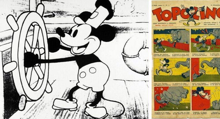 Mickey 90, a Desenzano la mostra per i 90 anni di Topolino