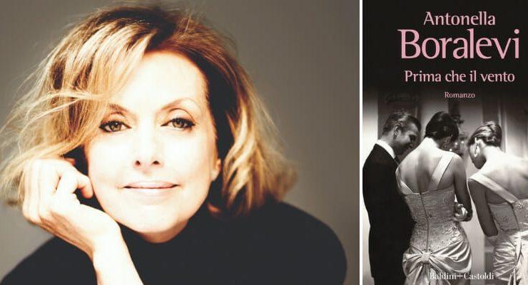 """Antonella Boralevi, """"Nei miei thriller indago il """"nero"""" che ognuno di noi ha dentro di se"""""""