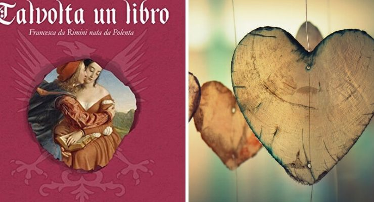 """Talvolta un libro"", l'amore tra Paolo e Francesca narrato da un giovane"