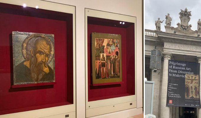 I Musei Vaticani aprono le porte all'arte russa