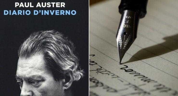 """""""Diario d'inverno"""" di Paul Auster, un libro-diario di sofferenza"""