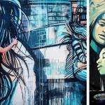Alice Pasquini, la street artist romana spopola sui social