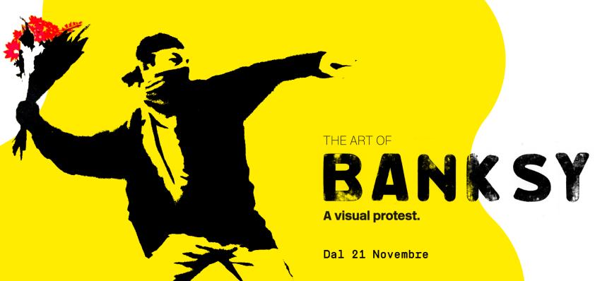 Banksy, la mostra al MUDEC di Milano
