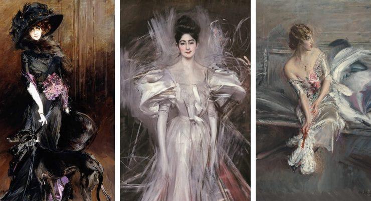 Boldini e la moda, la mostra al Palazzo dei Diamanti di Ferrara