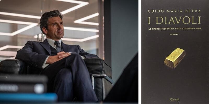Diavoli, dal bestseller arriva la serie tv con Patrick Dempsey e Alessandro Borghi