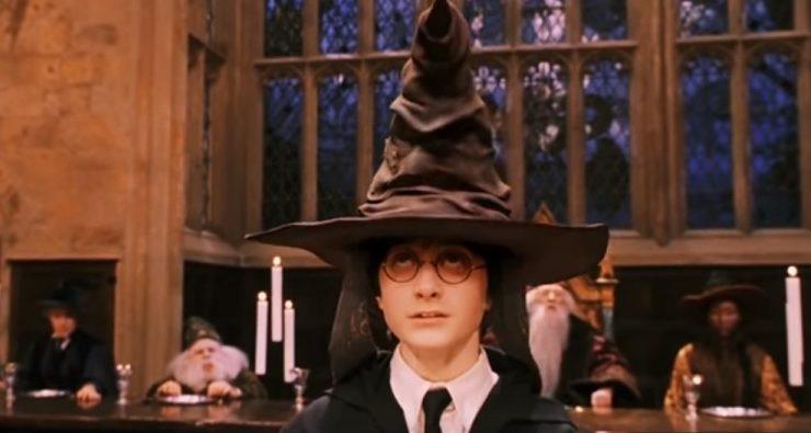 Dimmi a quale Casa di Hogwarts appartieni e ti dirò il tuo partner ideale