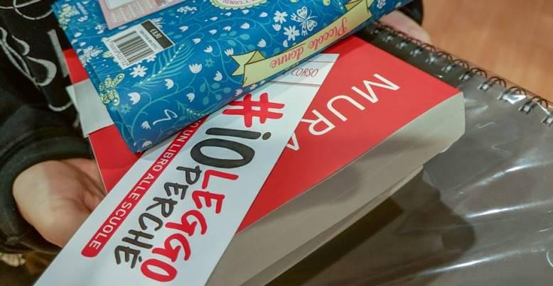 #Ioleggoperché, donati quasi 300mila libri da editori e cittadini