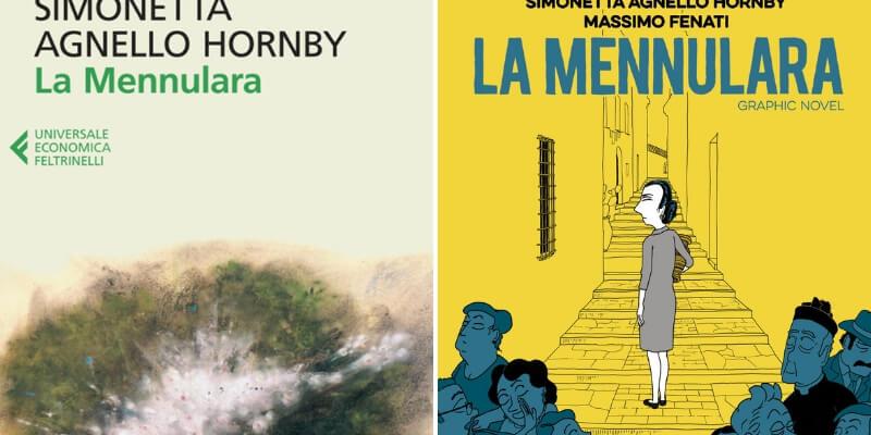 La Mennulara di Simonetta Agnello Hornby diventa una graphic novel