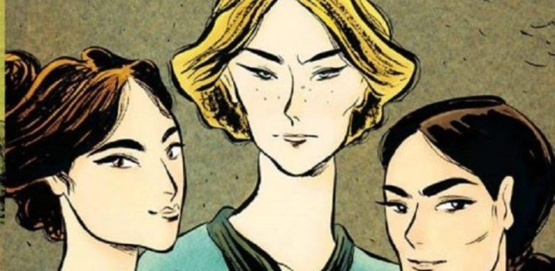 Arriva la biografia illustrata delle sorelle Bronte