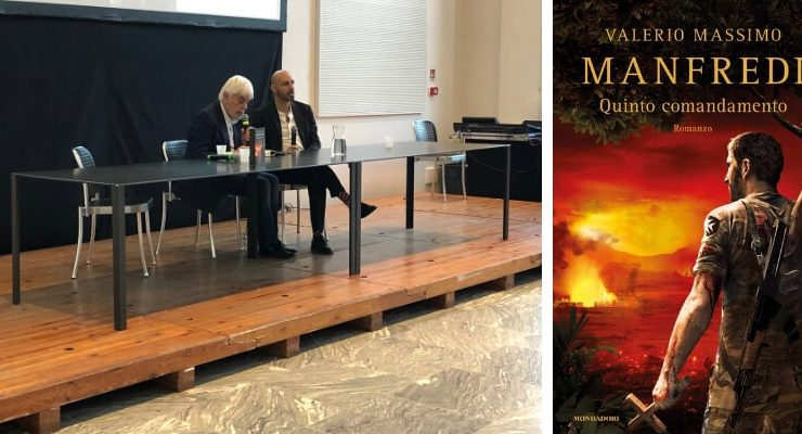 """Valerio Massimo Manfredi, """"il mio libro è una storia vera di fede e violenza"""""""