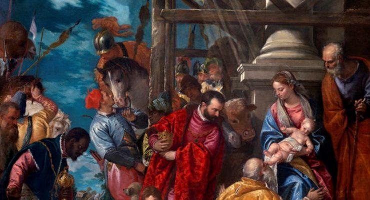 L'Adorazione dei Magi del Veronese al Museo Diocesano di Milano