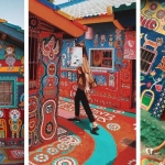 Taiwan, con i suoi dipinti salva il villaggio dalla demolizione