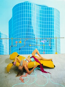 """""""Reality '80"""", la mostra che celebra la Milano da bere"""