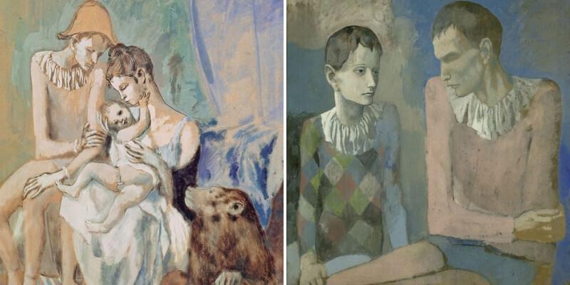 """""""Il giovane Picasso"""" in mostra a Basilea"""