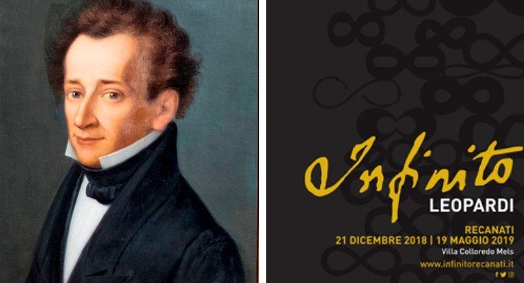 """""""Infinito"""" di Leopardi viene celebrato con arte e poesia"""