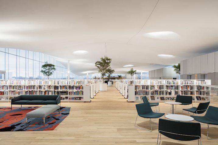 biblioteca oodi finlandia helsinki
