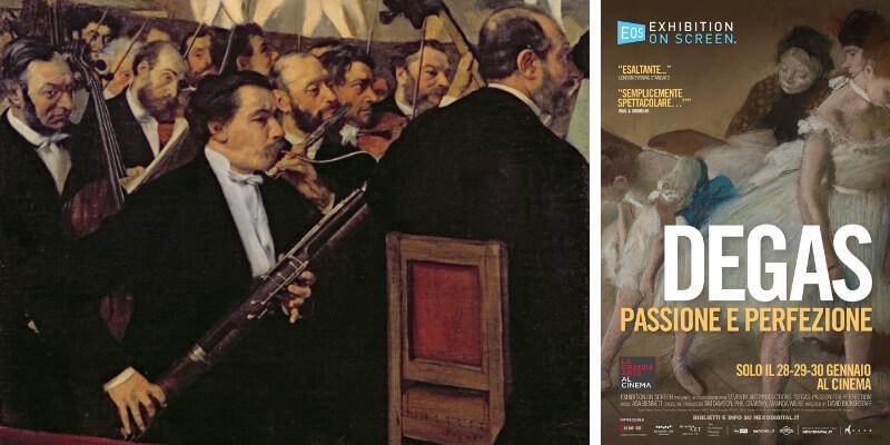 Passione e perfezione, nelle sale arriva il film su Edgar Degas