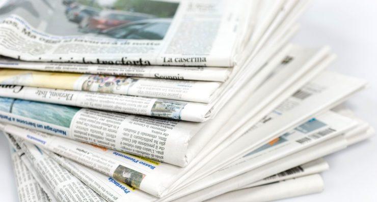 Gli errori più comuni che si trovano sui giornali cartacei e online