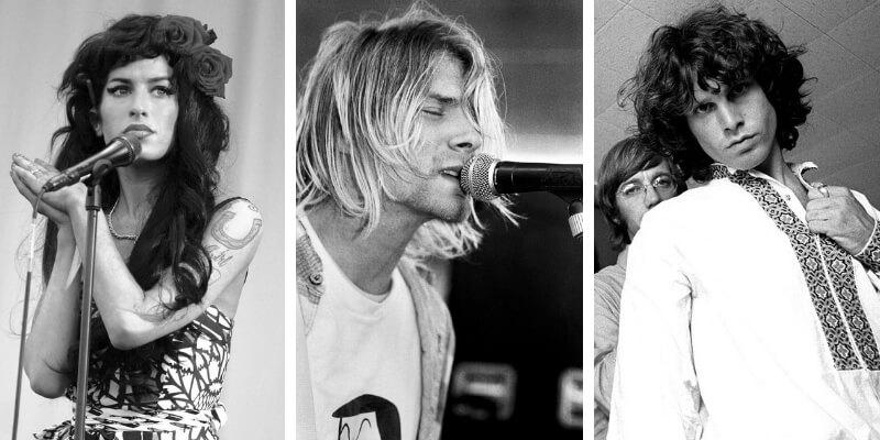 "Da Jimi Hendrix a Kurt Cobain, il ""Club 27"" è in mostra a Bologna"