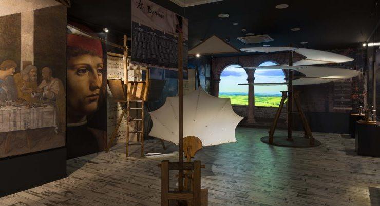 Cinquecento anni di Leonardo da Vinci, tutti gli eventi a Roma