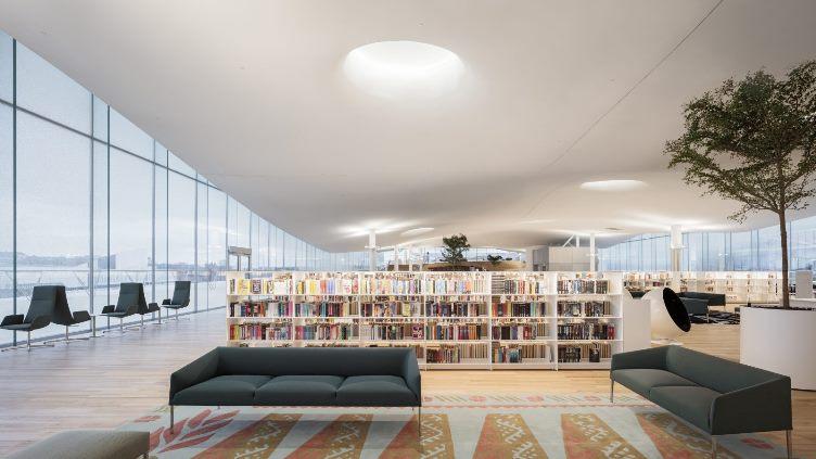 oodi biblioteca finlandia helsinki