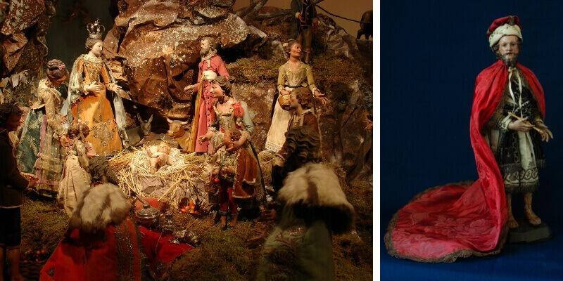 L'arte del presepi del Settecento è in mostra a Bologna