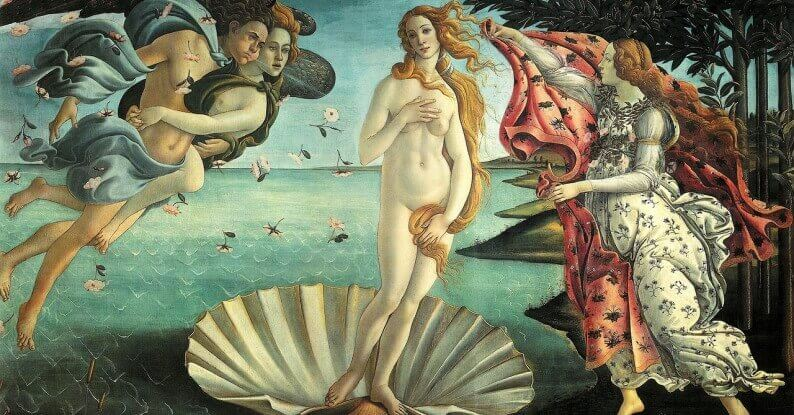 Sindrome di Stendhal, turista colto da infarto davanti alla Venere di Botticelli
