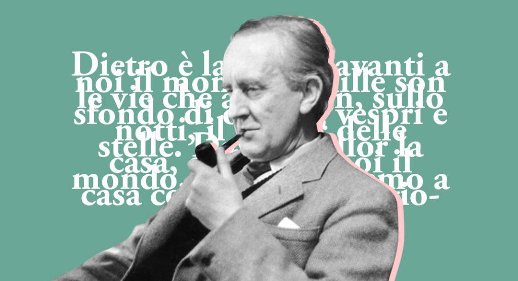 J.R.R. Tolkien, le frasi più belle tratte dai suoi libri