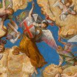"""All'asta """"La caduta degli angeli ribelli"""" di Orazio Gentileschi"""