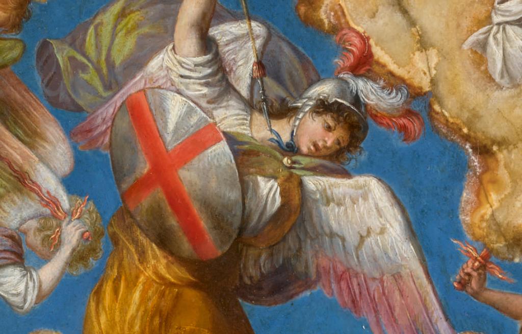 Orazio Gentileschi La caduta degli angeli ribelli1 Copia 2