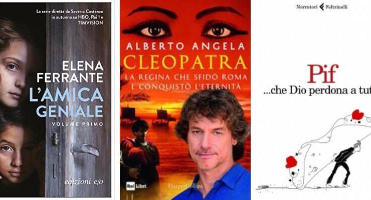 """Classifica libri più venduti. Appare """"Rivoluzione"""" di Vespa"""