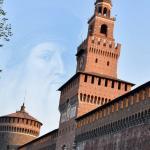 Scoperto murale di Leonardo nel Castello Sforzesco