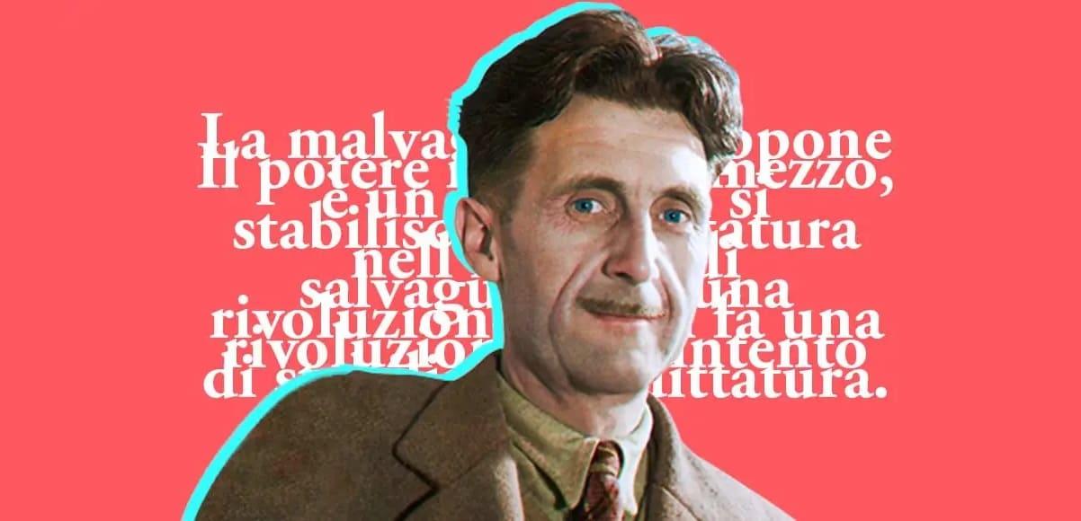 "George Orwell, 10 curiosità sull'autore di ""1984"""