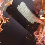 Puoi leggere questa copia di Fahrenheit 451 solo bruciandola