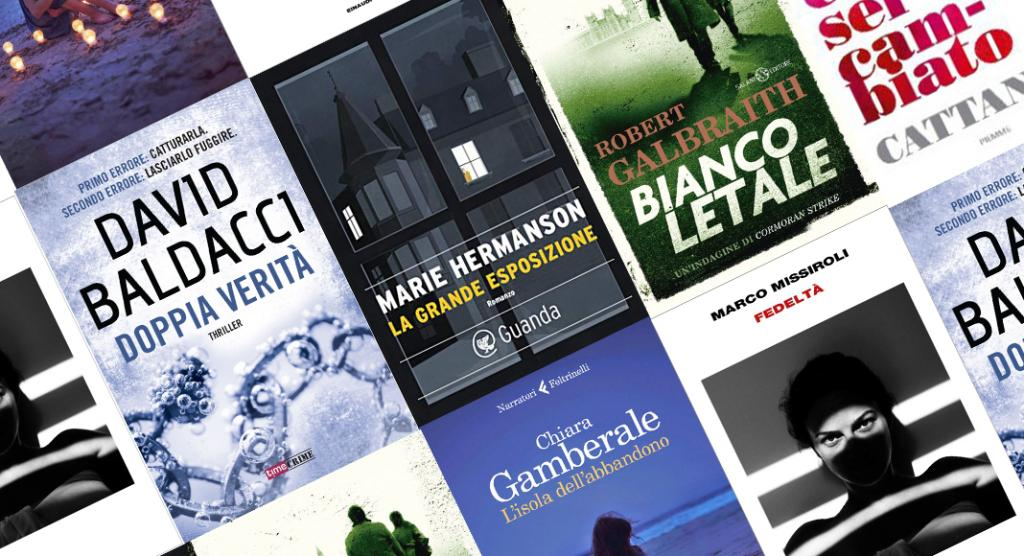 I 10 libri da leggere in uscita a febbraio