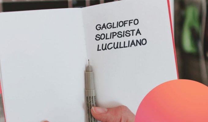 Le 22 parole più strane della lingua italiana