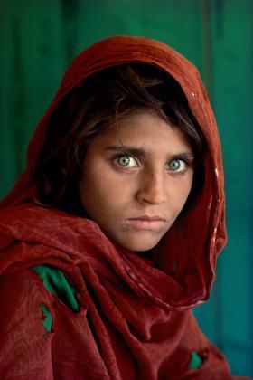 Peshawar, Pakistan, 1984 © Steve McCurry