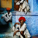 Steve McCurry. Leggere | Jodhpur, India, 1996 © Steve McCurry