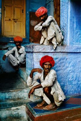 Jodhpur, India, 1996 © Steve McCurry