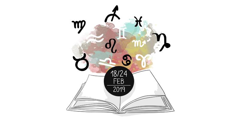 L'Oroscopo dei Libri, dal 18 al 24 febbraio